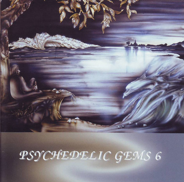 Psychedelic Gems 6 Cover art