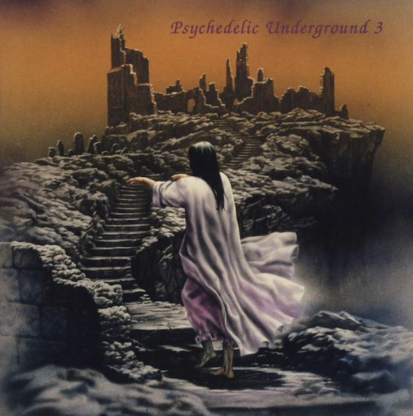 Various Artists — Psychedelic Underground 3