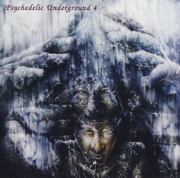 Various Artists — Psychedelic Underground 4