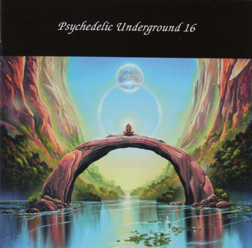 Psychedelic Underground 16 Cover art