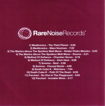 RareNoise 2009 sampler