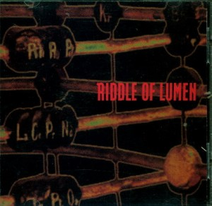 Riddle of Lumen Cover art