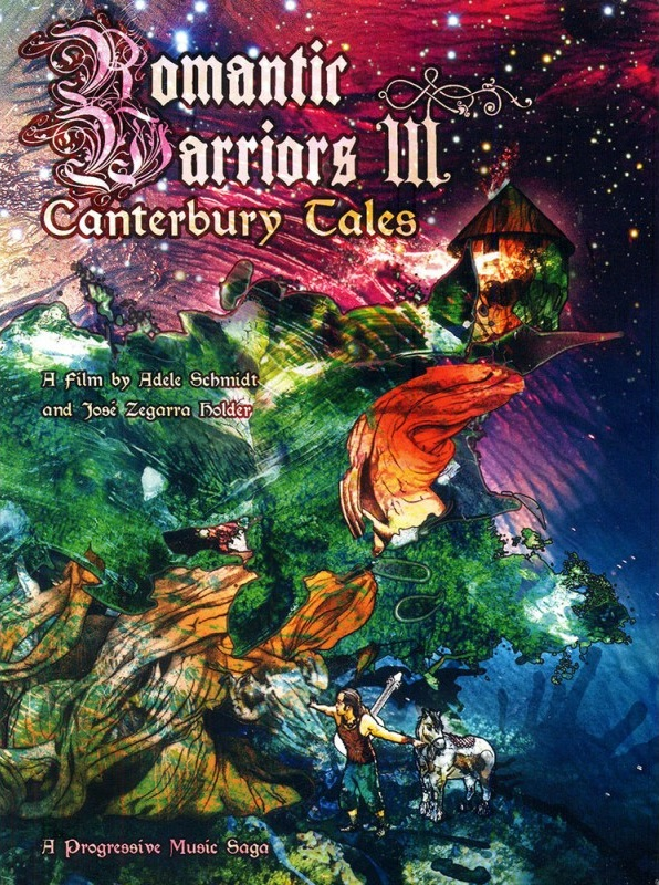 Romantic Warriors III: Canterbury Tales Cover art
