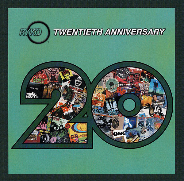 Various Artists — Rykodisc Twentieth Anniversary