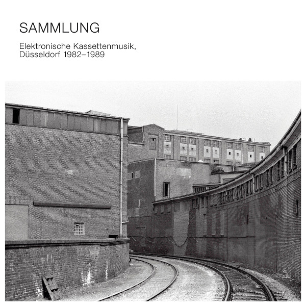 Sammlung: Elektronische Kassettenmusik Düsseldorf 1982–1989 Cover art