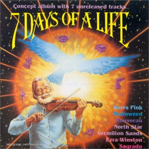 Seven Days of a Life Cover art