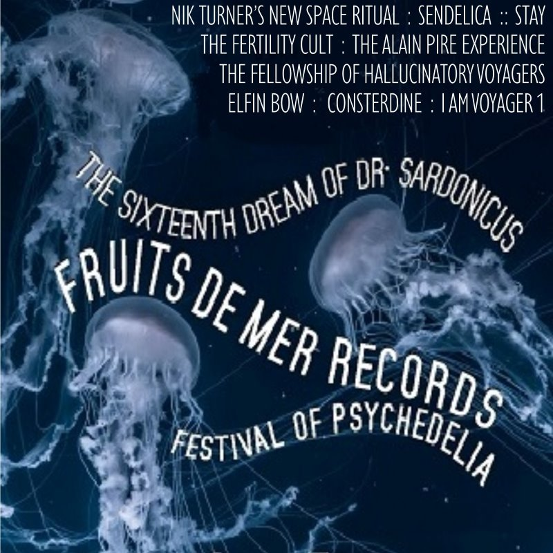 Various Artists — The 16th Dream of Dr. Sardonicus Festival Live