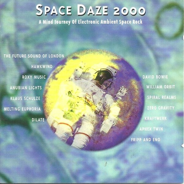 Space Daze 2000 Cover art