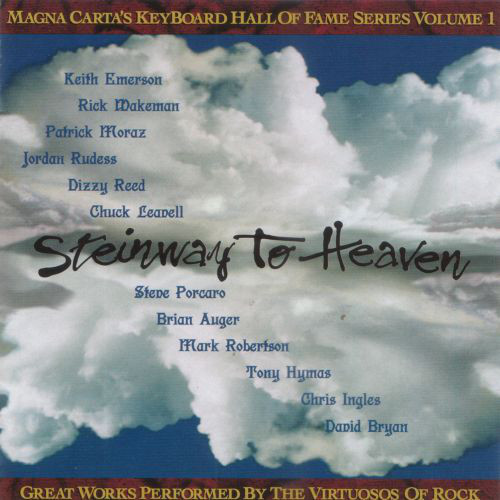 Steinway to Heaven Cover art