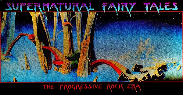 Various Artists — Supernatural Fairy Tales