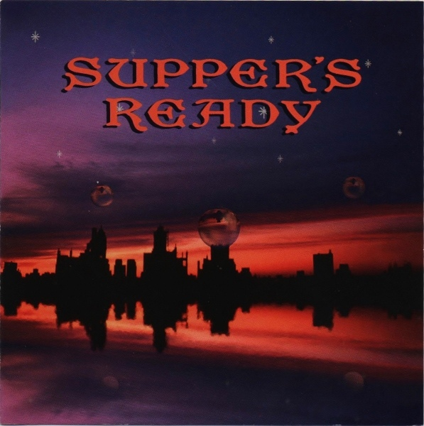 Supper's Ready Cover art