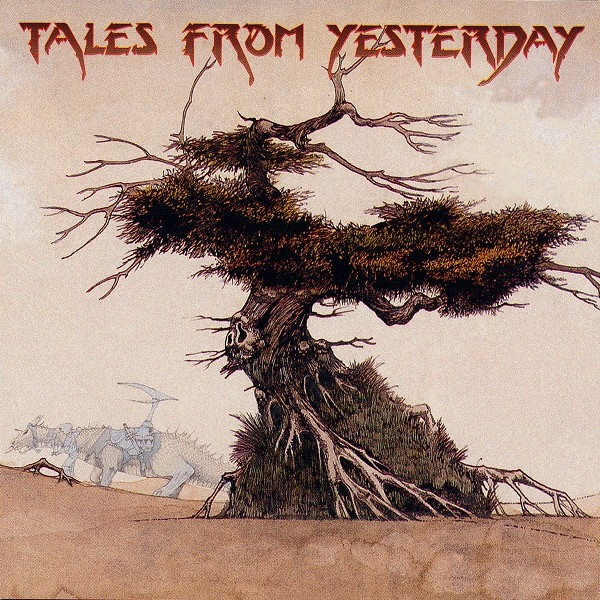 Tales from Yesterday Cover art