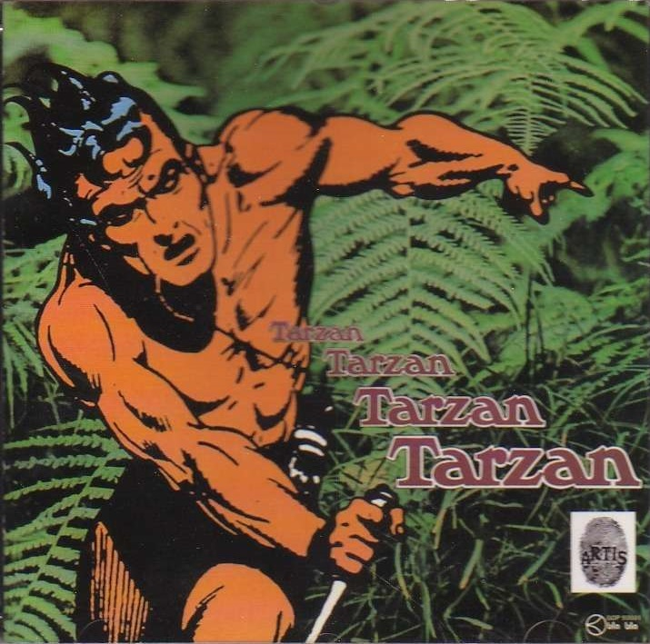 Tarzan Compilation Cover art