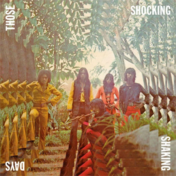 Those Shocking Shaking Days cover