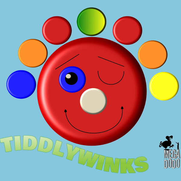 Tiddlywinks cover art