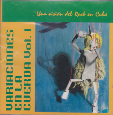 Variaciones en la Cuerda Vol. 1 Cover art