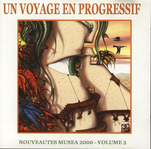 Various Artists — Un Voyage en Progressif Vol. 3