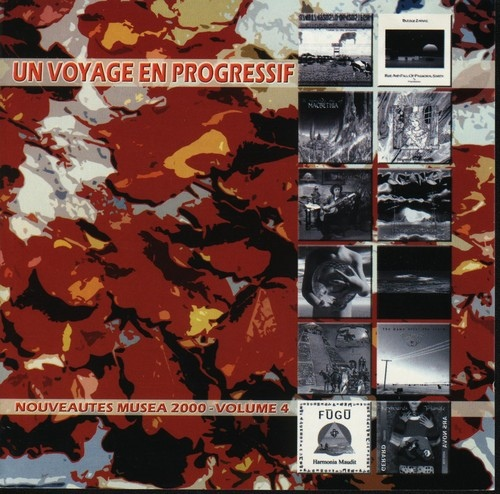 Various Artists — Un Voyage en Progressif Vol. 4