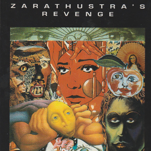 Zarathustra's Revenge Cover art