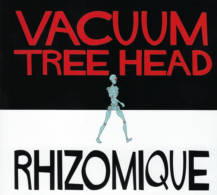 Rhizomique Cover art