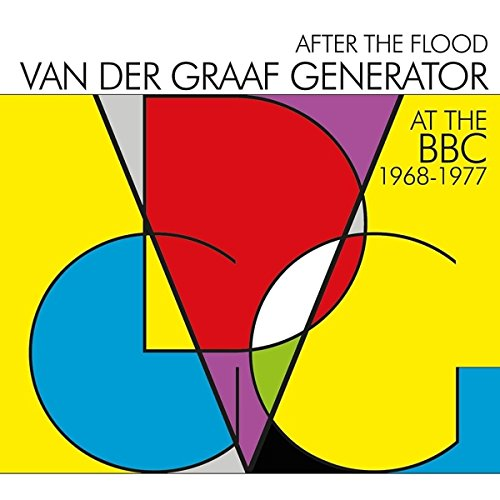After the Flood - At the BBC 1968-1977 Cover art