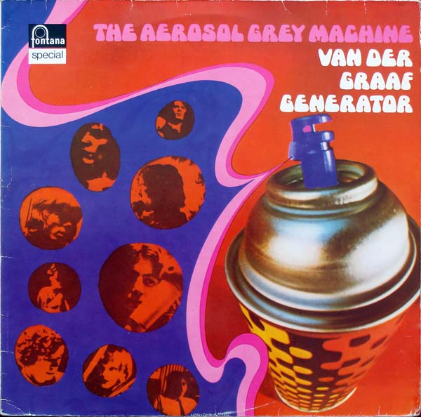 Aerosol Grey Machine Cover art