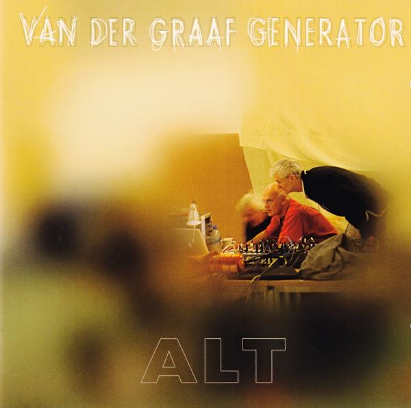 Van der Graaf Generator — Alt
