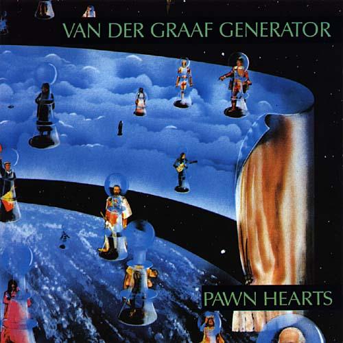 Van der Graaf Generator - Pawn Hearts cover