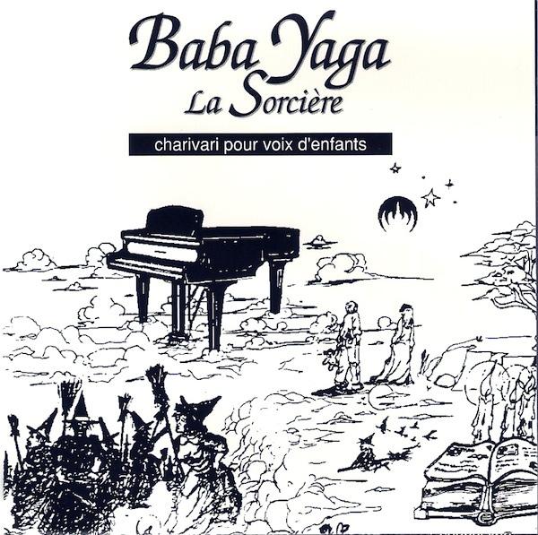 Baba Yaga la Sorcière Cover art