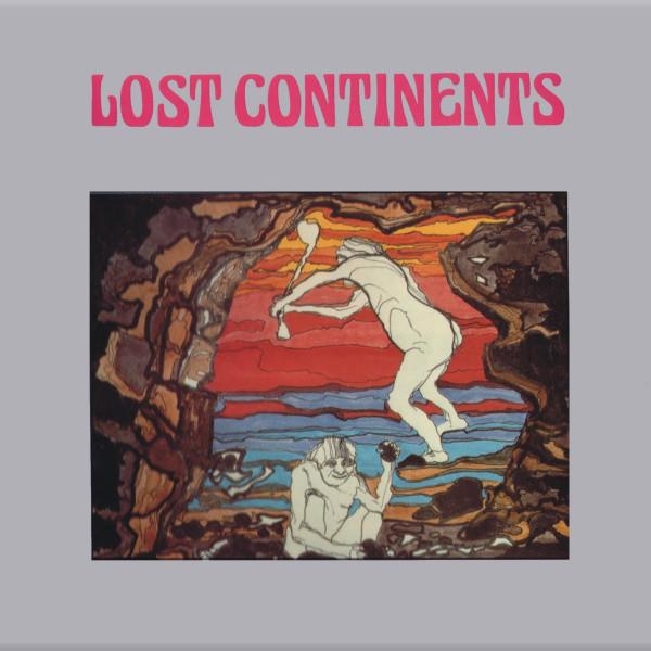 Joel Vandroogenbroeck — Lost Continents