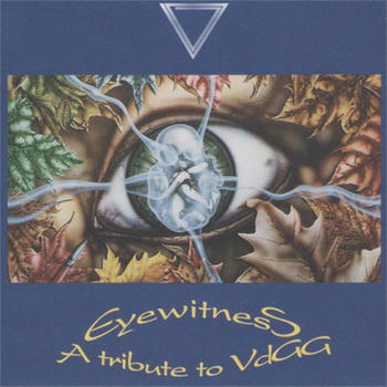 Eyewitness - A Tribute to VdGG Cover art