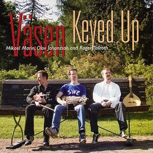 Keyed Up Cover art
