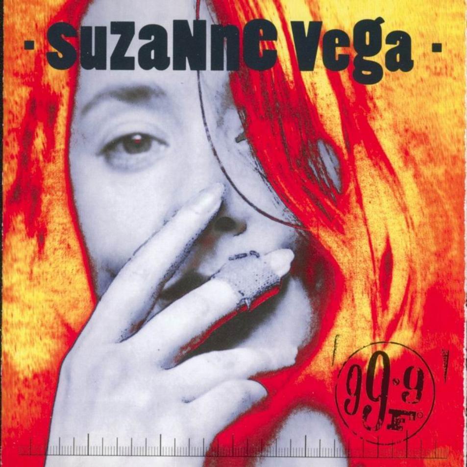 Suzanne Vega - 99.9F° album cover