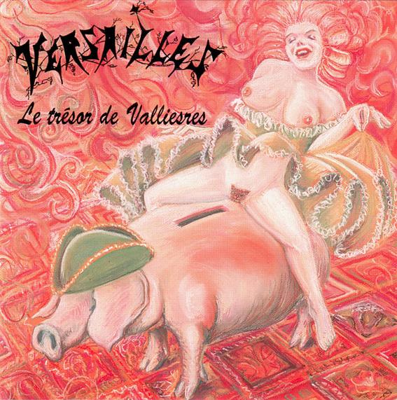 Le Trésor de Valliesres Cover art