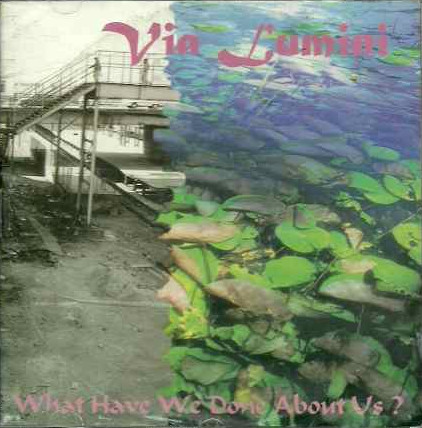What Have We Done About Us? Cover art