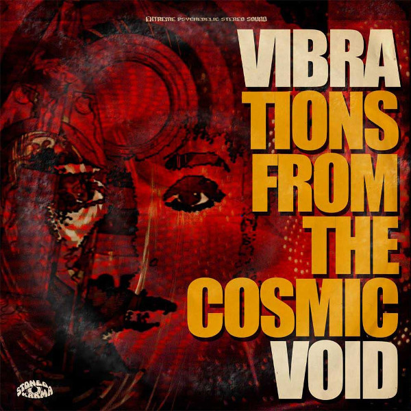 Vibrations from the Cosmic Void Cover art