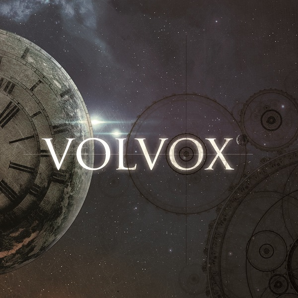 Volvox Cover art