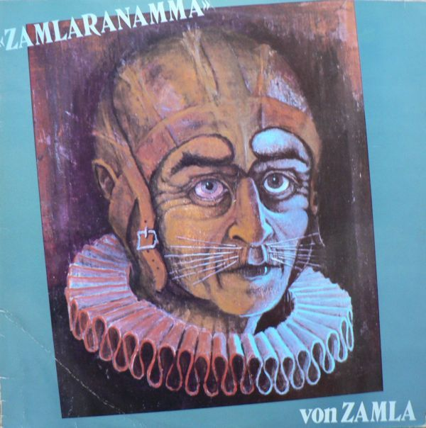 Zamlaranamma Cover art
