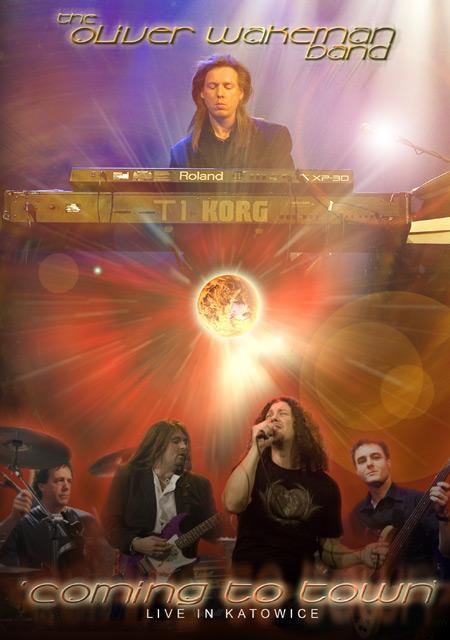 The Oliver Wakeman Band — Coming to Town: Live in Katowice