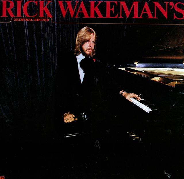 Rick Wakeman — Rick Wakeman's Criminal Record