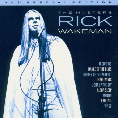 Rick Wakeman — The Masters
