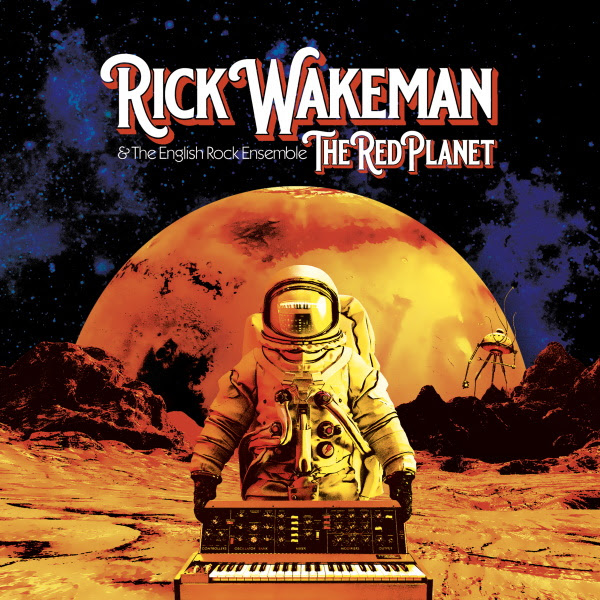 The Red Planet Cover art