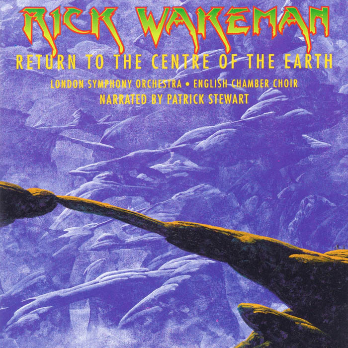 Rick Wakeman — Return to the Centre of the Earth
