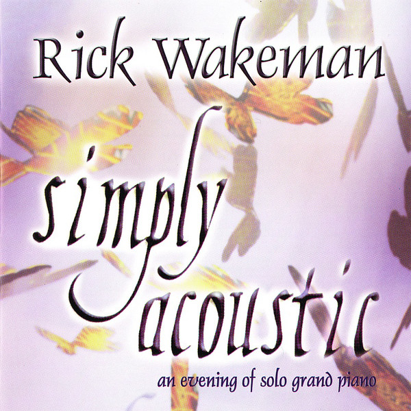 Simply Acoustic Cover art