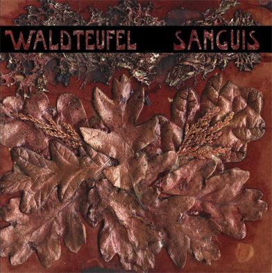 Sanguis Cover art
