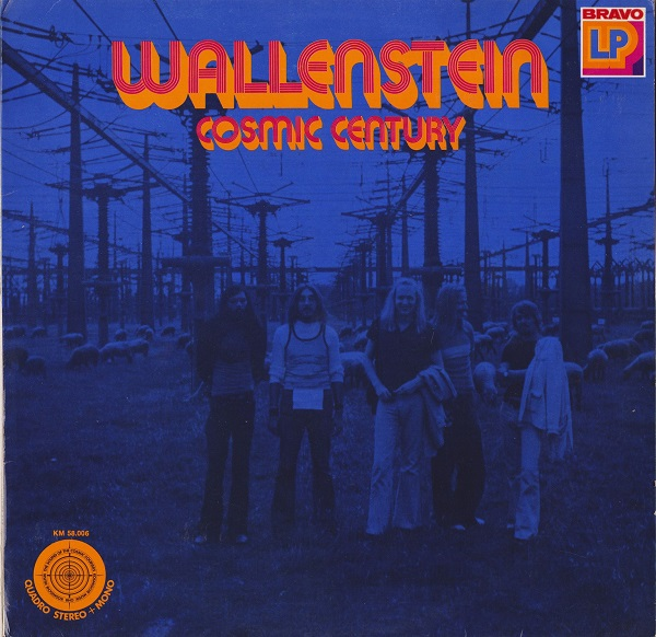 Wallenstein — Cosmic Century
