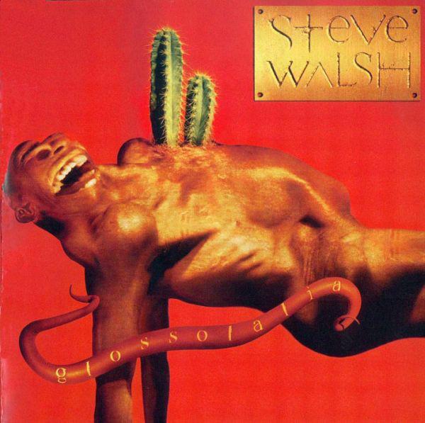 Steve Walsh — Glossolalia