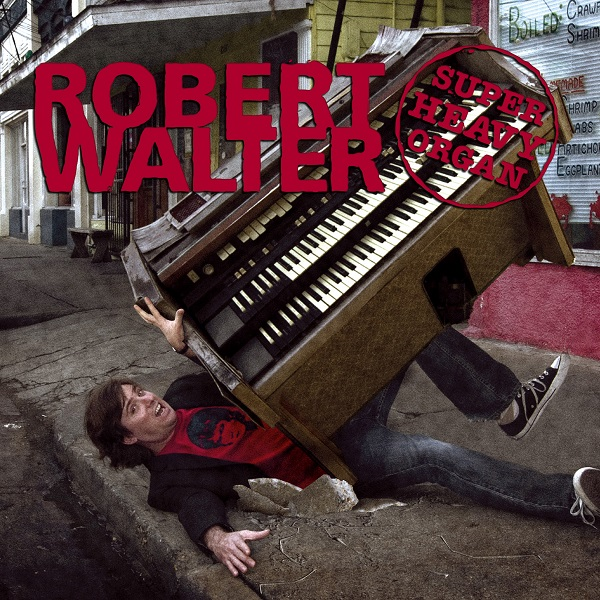 Super Heavy Organ Cover art