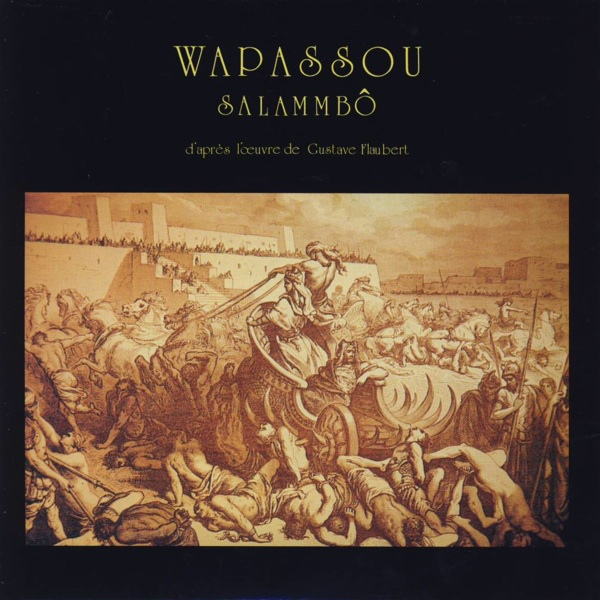 Salammbô Cover art