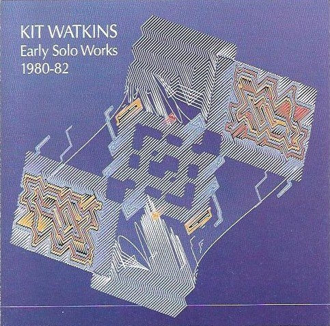 Kit Watkins - Early Solo Works cover